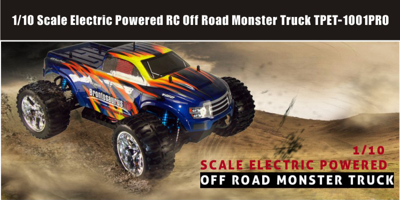 RC Model Car,monster truck,Off Road,Electric RC Car,1/10 car