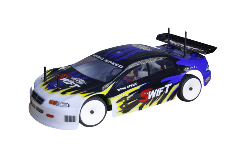 1/10 scale EP on-road racing car TPEC-10403,High Quality RC Model Car,4WD Car,on-road racing car,Electric RC Car,1/10 car,CHINA TOPWIN INDUSTRY CO.,LTD