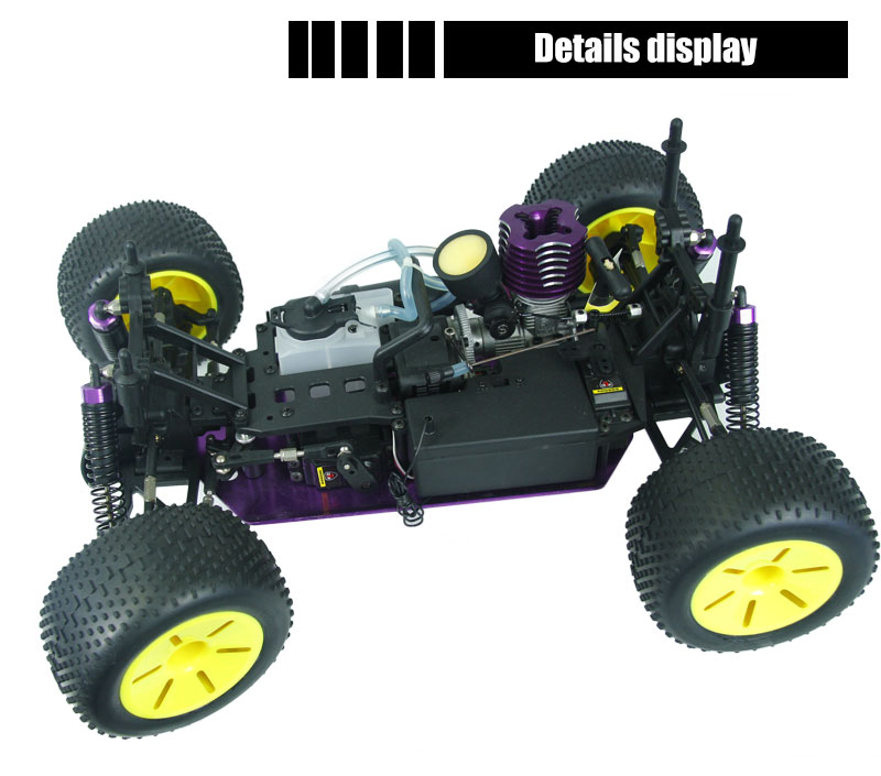 1/10 scale 4WD nitro powered truggy TPGT-1080,High Quality RC Model Car,1/10 car,truggy, Nitro Car,CHINA TOPWIN INDUSTRY CO.,LTD