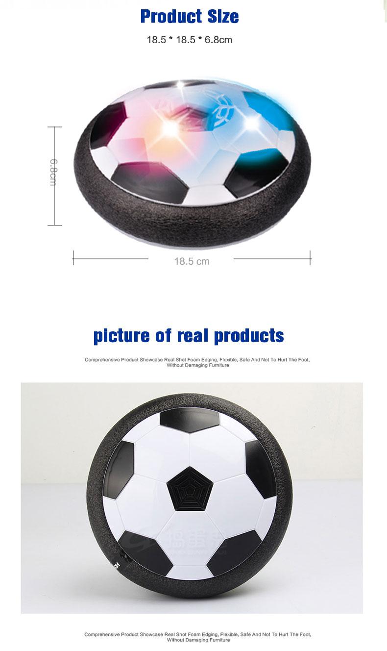 Electric Air Hover Ball Rec16811