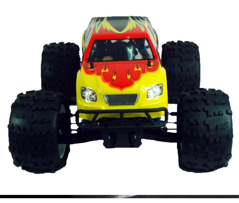 1/8 scale nitro power universal monster truck TPGT-0862,High Quality,RC Model Car,1/8 car,monster truck,RC Nitro Car,From Supplier or Manufacturer,CHINA TOPWIN INDUSTRY CO.,LTD