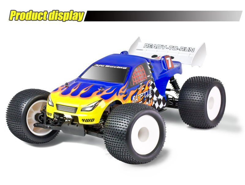 1/8 scale 4WD nitro powered off road truck TPGT-0875,High Quality,1/8 car,RC Nitro Car,off road Car,monster truck,truggy,from Supplier or Manufacturer,CHINA TOPWIN INDUSTRY CO.,LTD