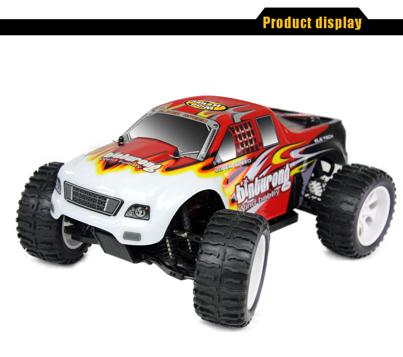 1/10 scale EP monster truck TPET-1001,High Quality RC Model Car,monster truck,Electric RC Car,1/10 car,CHINA TOPWIN INDUSTRY CO.,LTD