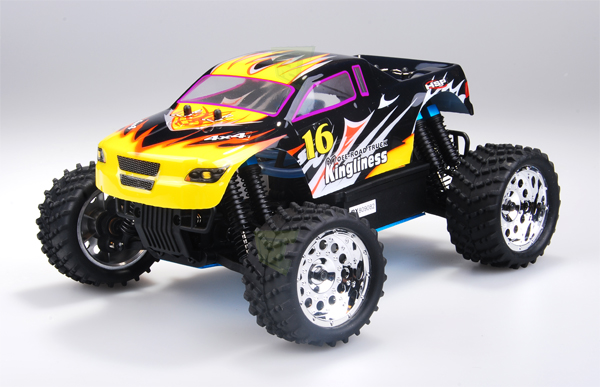1/16 scale Nitro Power monster truck TPGB-10286