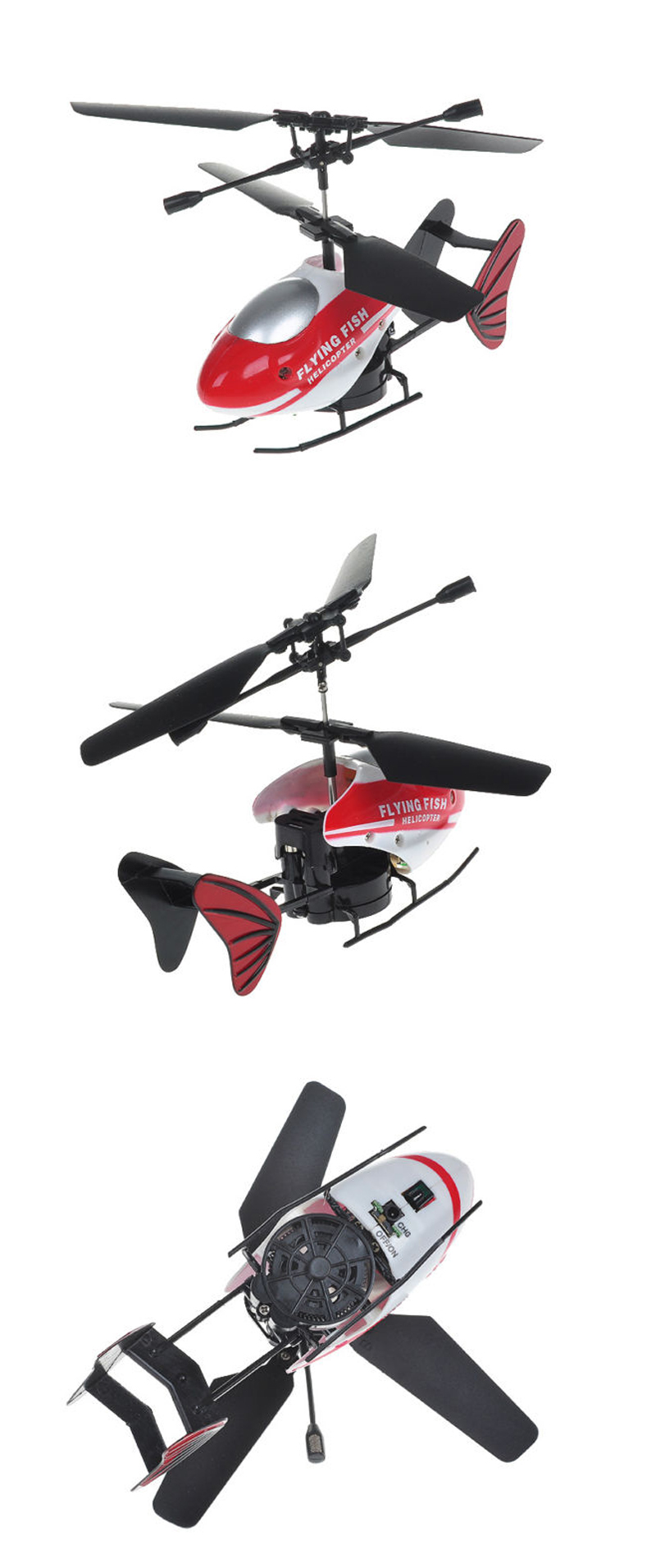 RC Flying Fish,RC helicopter,IR helicopter