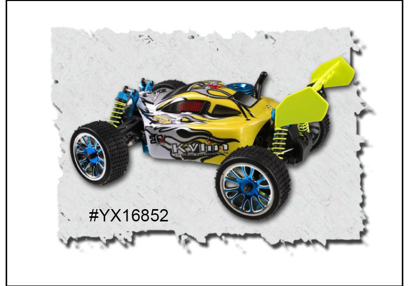 1/16 Scale nitro gas powered off-road buggy TPGB-1675,High Quality RC Model Car,off-road buggy,1/16 car,petrol rc car,CHINA TOPWIN INDUSTRY CO.,LTD