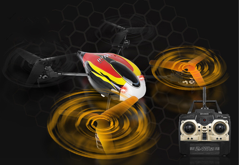 3 axis quadcopter,RC quadcopter,RC drone