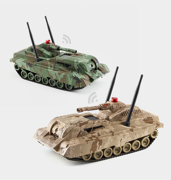 FunInterX Wifi battle tank CTW-020