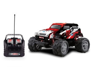 1:10 4CH big wheels 4WD RC monster truck REC06118