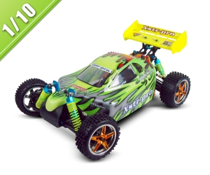 1/10 Scale Electric Powered Off Road Buggy TPEB-1007PRO