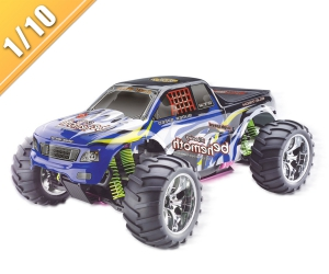 1/10 Scale gas powered 4WD monster truck TPGT-1081