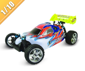 1/10 scale 4WD nitro powered off-road buggy TPGB-1086U