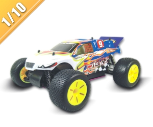 1/10 scale 4WD nitro powered truggy TPGT-1080