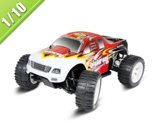 1/10 scale EP monster truck TPET-1001