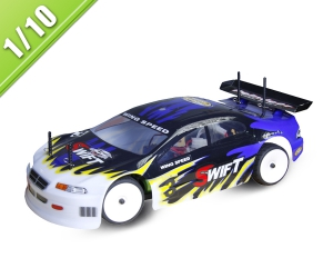 1/10 scale EP on-road racing car TPEC-10403