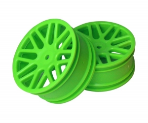 1/10 scale off-road Buggy/Short Course Wheel Rims 06101(F)/ 06102(R)