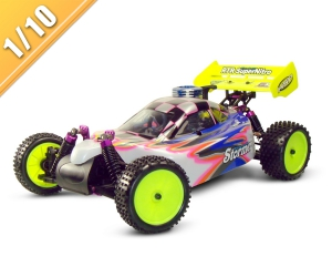 1/10th scale 4WD nitro powered off-road buggy TPGB-1061