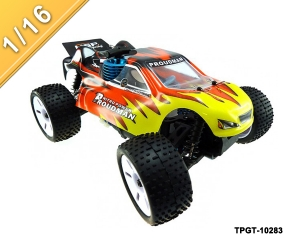1/16 scale 4wd nitro power off-road truggy TPGT-10283