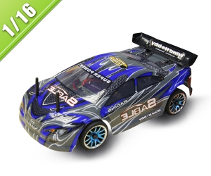 1/16 scale EP on-road racing car TPEC-1602