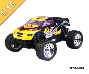 1/16 scale Nitro Power monster truck TPGT-10286