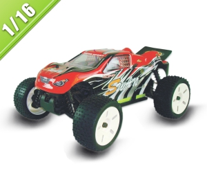 1/16 scale electric power monster truck TPET-1606