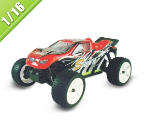 1/16 scale electric power off-road truck TPET-1603