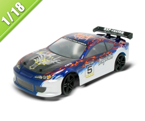 1/18 scale 4WD electric power drift car TPED-1823