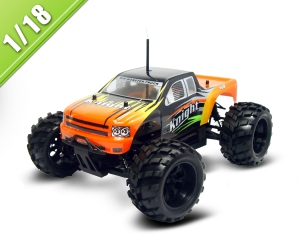 1/18 scale 4WD electric power monster truck TPET-1806