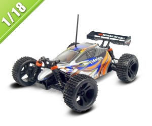1/18 scale 4WD electric power off-road buggy TPET-1805
