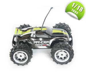 1/18 High speed electric rc mini monster truck REC189112G