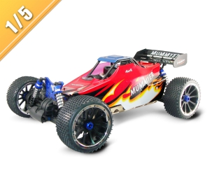 1/5 scale 26cc GAS powered off-road Buggy TPGB-0551