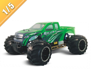 1/5 scale 26cc GAS powered off-road Monster Truck TPGT-0550