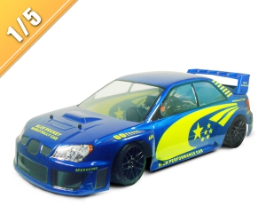 1/5 scale 4WD Gasoline powered On Road Car TPGC-0552