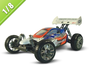 1/8 Scale Brushless Version Electric Powered Off Road Buggy