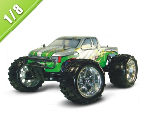 1/8 Scale Brushless Version Electric Powered Off Road Truck TPET-0062