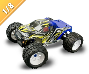 1/8 scale 4WD nitro powered off road monster truck TPGT-0772