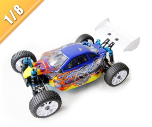 1/8 scale nitro power universal off road buggy TPGB-0860