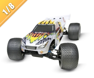 1/8 scale nitro power advanced RTR truggy TPGT-0861