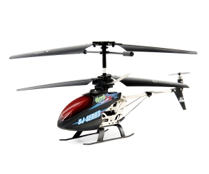 2.4G 3.5CH Alloy RC Helicopter with Gyro & shining LED letters REH28991