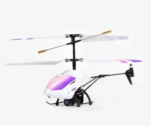 2.4G 3.5 CH RC helicopter with gyro and projected patent REH58021