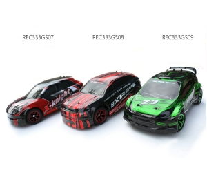 2.4G 4WD1:18 High Speed RC Car on-road car