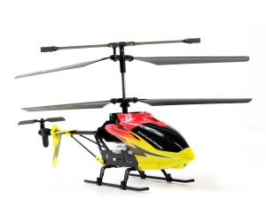 2.4G LCD 3.5CH remote control double blade helicopter REH57S32