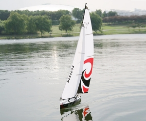 2.4G MONSOON NEW 900 Sailing Boat  RTR REB71-F03