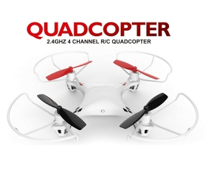 2.4G Nano quadcopter  with six axis gyro REH63021