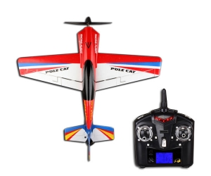 2.4Ghz 4ch RC airplane REH66F939