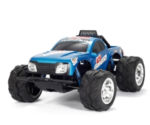 2015 newest rc truck 4CH 1:10 big wheels 4wd trucks with lights REC06103