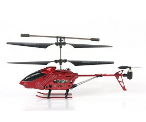 3.5CH IR Helicopter with lights and Auto DEMO REH04705