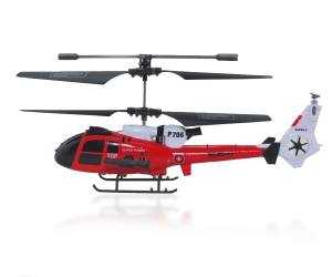 3.5CH IR Helicopter with lights and Auto DEMO REH04706