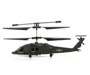 3.5CH IR Helicopter with lights and Auto Demo REH04702A