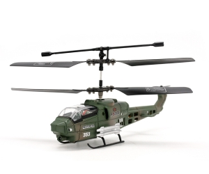 3.5CH Infrared RC battle  helicopter with gyro REH67353
